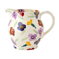 Wallflower Jug, 1.5 pint