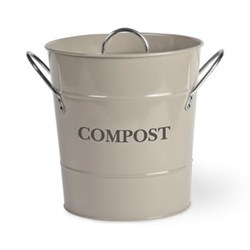 Compost caddy, clay