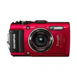 Waterproof digital camera W11.1 x H6.5 x D3.1cm, 16 megapixels