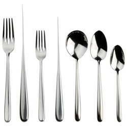 Echo 44 piece cutlery set, stainless steel