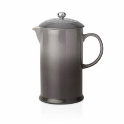 Stoneware Cafetiere, 0.75 litre, flint