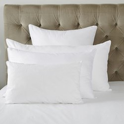 Ultra Wash Super Soft - Medium Standard pillow, 50 x 75cm, white