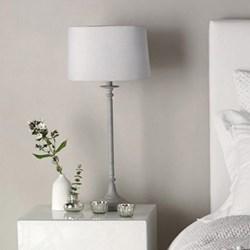Provence Lamp, H68cm, white