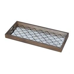 Medium rectangular tray 69 x 31cm