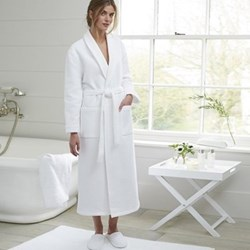Unisex bath robe small