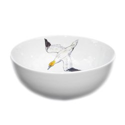Gannet Diving Bowl, 16cm