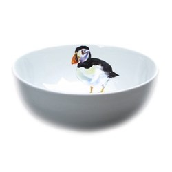 Puffin Standing Bowl, 16cm