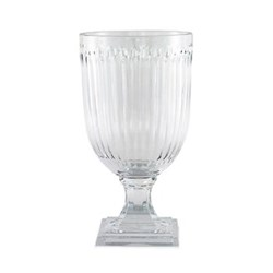 Marion Small vase, 14 x 25.4cm, crystal
