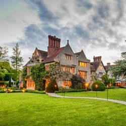 Michelin two-star escape at Belmond Le Manoir aux Quat'Saisons