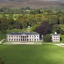 Escape to Ireland's grandest country house