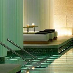 Glamorous head-to-toe spa day at the Bulgari spa