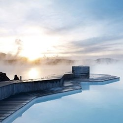 Vip blue lagoon getaway for two in Iceland