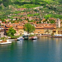 Lake Garda luxury sailing adventure for two