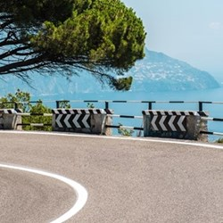 Drive Italy's amalfi coast for two by Maserati Granturismo