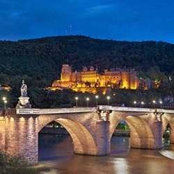 Two night wine getaway for two in Heidelberg