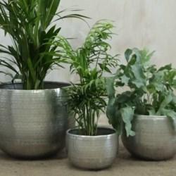 Aluminium Pot 11 x 16cm