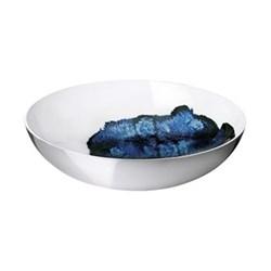 Stockholm - Aquatic Bowl, D40 x H11.7cm, aluminium/enamel