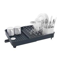Expandable dish rack H16 x L36.5 x W32cm