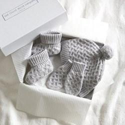 Cashmere gift set
