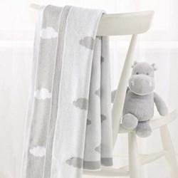 Reversible blanket W75 x L100cm