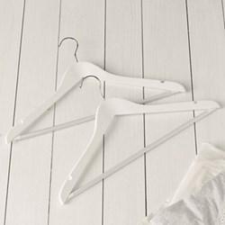 Set of 6 slimline universal hangers