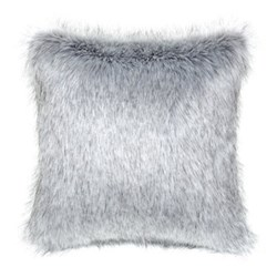 Signature Collection Cushion, 40 x 40cm, silver