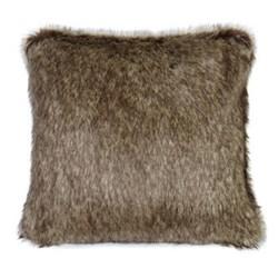 Signature Collection Cushion, 40 x 40cm, truffle