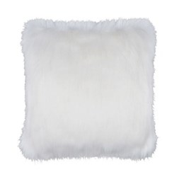 Signature Collection Cushion, 60 x 60cm, snow white