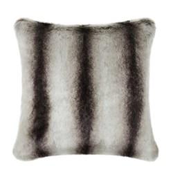 Classic Collection Cushion, 60 x 60cm, grey chinchilla
