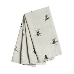 Bees Set of 4 napkins, 41 x 41cm