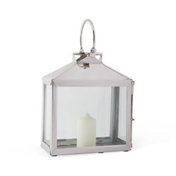 Lantern H24 x W21 x D10cm