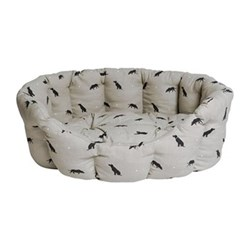 Pet bed - large 82 x 61.5 x 31cm