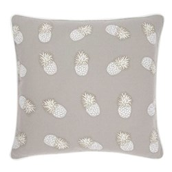 Ananas Cushion, 45 x 45cm, cloud