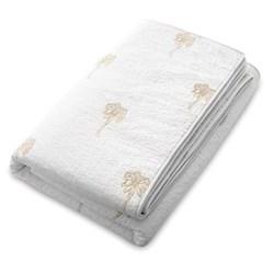 Luxury Palmier King size quilt, 230 x 220cm