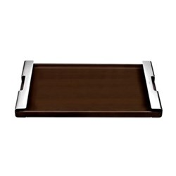 Loft Serving tray, mirror finish