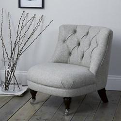 Richmond Chair, H74 x W64 x L72cm, dark stained beech leg
