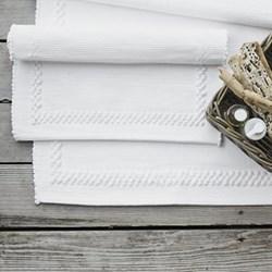 Armande Bath mat, 50 x 80cm, white