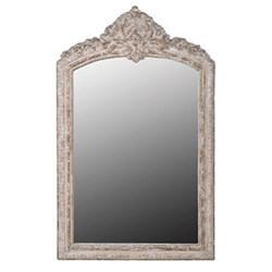 Mirror, 145 x 90 x 7cm, arch top