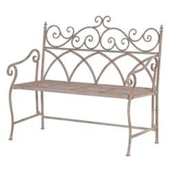Folding bench 99 x 116 x 53cm