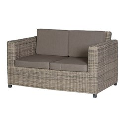 Outdoor 2 seater sofa 78 x 136 x 85cm