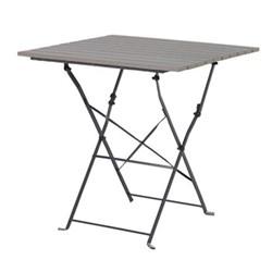 Folding table 70 x 69 x 69cm