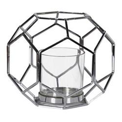 Hexagonal lantern 22 x 27cm
