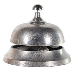 Hotel bell, 13 x 15.5cm