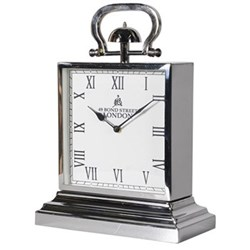 Square mantel clock 45 x 32cm