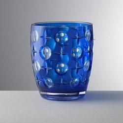 Super Star Acrylic tumbler, 11cm, blue