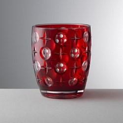 Super Star Acrylic tumbler, 11cm, red