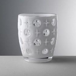 Super Star Acrylic tumbler, 11cm, white