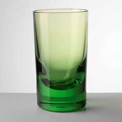 Whiskey Acrylic highball, 13.5cm, green
