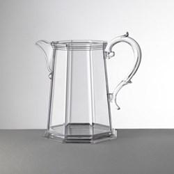 Ottaviana Acrylic jug, 1.4 litre, clear