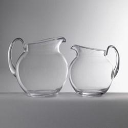 Pallina Acrylic jug, 1.6 litre, clear